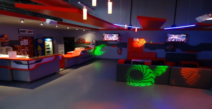 bar laser game evolution